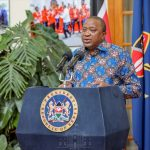 Why President Uhuru Kenyatta Loves Our Eye-Catching Shirts